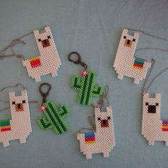 Des lamas et des cactus pour son anniversaire – Rose Caramelle – Carnet d'inspiration
