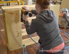 building a craft table