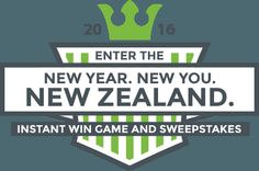 Rodale's is giving away thousands of dollars in instant win prizes to over 100 winners for their New Year, New You, New Zealand Instant Win Game!