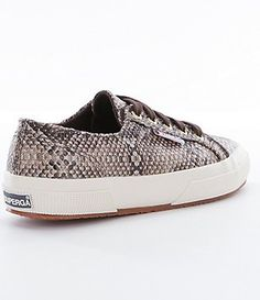Superga Womens 2750 COTUSNAKEW Sneakers