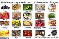 Reduz o Colesterol