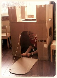 #cardboardceations #castle