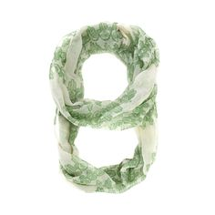 19.20$  Buy now - http://vicks.justgood.pw/vig/item.php?t=a6nsuv48245 - Mixology Green Infinity Scarf