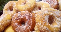 Onion Rings, Doughnut, Ethnic Recipes, Desserts, Food, Greek Dishes, Easy Meals, Tailgate Desserts, Deserts