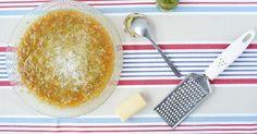 El gato Marcelo - recetas italianas en español paso a paso. Hoy: Sopa Minestrone 100% genovesa :)