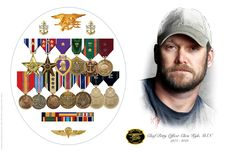 Happy Angel Birthday to Navy SEAL Chris Kyle. Chris would have been 42 years old today. Chris Kyle Sniper, Moving Movie, Secretary Of The Navy, Service Medals, Us Navy Seals, Chris Tomlin, Us Marines, American Soldiers, Special Forces