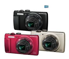 Für höchste Bedienerfreundlichkeit verfügt die SH-21 über einen 7,6 cm (3'') großen Touchscreen, auf dem sich die Aufnahme ganz diskret durch leichtes Antippen auslösen lässt.    Neben dem ästhetischen Gehäuse besticht die SH-21 auch durch ihre 3D-Funktion und 10 Magic Filter, dank derer Sie Ihre Kreativität voll ausleben können, beim Fotografieren genauso wie beim Filmen.