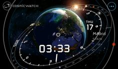 Discover the fascinating relation between time and the cosmos. Enjoy this interactive learning tool and understand the concept of the celestial sphere and the apparent movement of the sky.