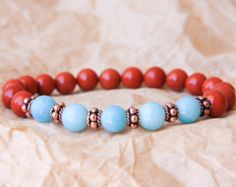Yoga Bracelet Wrist Mala Buddhist Bracelet Nature Healing