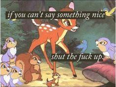Disney bambi rad