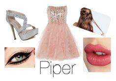 """""""Formal to remember"""" by bmquiram on Polyvore featuring Anoushka G and Charlotte Tilbury"""