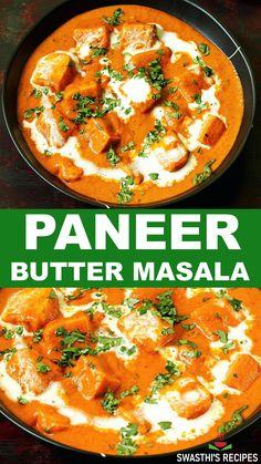 Pakora Recipes, Chaat Recipe, Veg Recipes, Spicy Recipes, Curry Recipes, Cooking Recipes, Recipes With Paneer, Paneer Sabji Recipe, Snacks Recipes