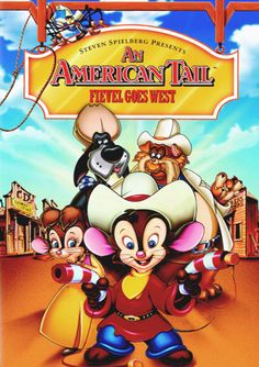 Rent An American Tail: Fievel Goes West starring Philip Glasser and James Stewart on DVD and Blu-ray. Get unlimited DVD Movies & TV Shows delivered to your door with no late fees, ever. Childhood Movies, Kid Movies, Disney Movies, My Childhood, Movies And Tv Shows, Movie Tv, Family Movies, 90s Cartoon Movies, Movie List