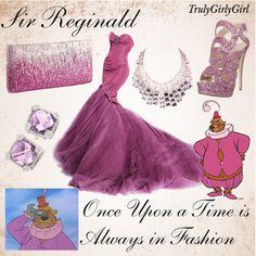 """Disney Style: Sir Reginald"" by trulygirlygirl on Polyvore"