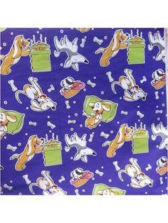 Hyldepapir 2 m - B: 45 cm - Lilla med Hunde Gadgets, Kids Rugs, Decor, Pet Dogs, Decoration, Kid Friendly Rugs, Decorating, Gadget, Nursery Rugs