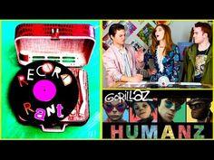 Gorillaz - Humanz || RECORD RANT Album Review || Serena Laurel
