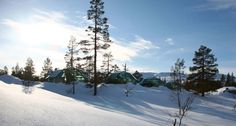 Finland. Glass igloos. Travel. Explore. See. World. Adelaide. InDaily.