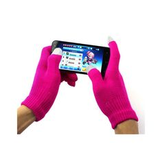 Luck Dog  Screen Gloves Texting Winter Knit for Smartphone