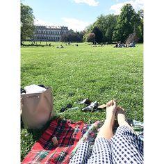 Parco di Monza, Italy  #ParcodiMonza #monza #sunbathıng #greenseason #smellofgreen #villarealemonza #picnictime #tasteofmilano #springishere #lovespring #reggiadimonza