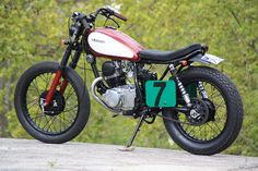Cafe Racer Obsession: LITTLE BUFFALO