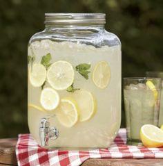 Canning Jar Beverage Dispenser from Ginny's ®
