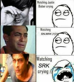 No offense gals... but... SaLmAn Is BeTtUrRr!!!
