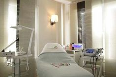 Photo 2 of 3 for Derma Luxe - Atlanta, GA Massage Therapy Rooms, Massage Room, Spa Massage, Baby Massage, Spas, Facial Room, Spa Facial, Spa Room Decor, Office Waiting Rooms