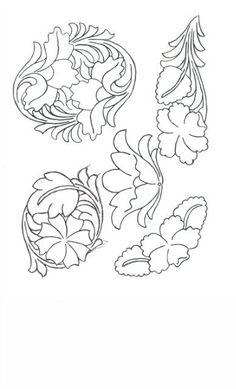 leather sheridan pattern