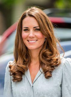 Kate Middleton's Spirals