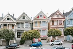 Instagram Hotspots in San Francisco   Alamo Square   Painted Ladies   Here and Air