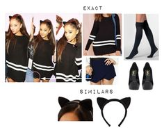 """""""Ariana Grande Honeymoon Tour"""" by steal-arianas-style ❤ liked on Polyvore"""
