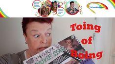 Toing of Boing. Schminkkoppies test de Special FX Movie Star van Silly S. Movie Stars, Workshop, Van, Movies, Instagram, Atelier, Films, Work Shop Garage, Cinema