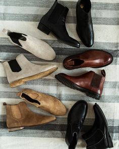 Chelsea boots for every occasion. | #UOMens