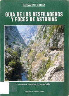 Búscalo en http://absys.asturias.es/cgi-abnet_Bast/abnetop?ACC=DOSEARCH&xsqf01=guia+desfiladeros+foces+asturias+bernardo+canga