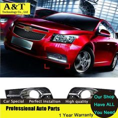 74.87$  Buy here - http://ali3sg.worldwells.pw/go.php?t=32488461106 - A&T car styling Car Styling DRL For Chevrolet Cruze 2009 -2013 Daytime running lights With Turning Signal Free shipping 74.87$