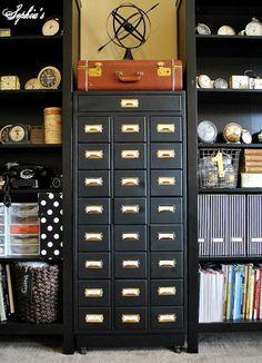 Getting Organized – DIY Craft Cabinet   best stuff