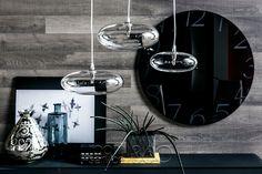 Borosilicate glass pendant lamp LIM By Cattelan Italia design Andrea Lucatello Chandelier Lamp, Ceiling Lamp, Led Lamp, Pendant Lamp, Ceiling Lighting, Crystal Ceiling Light, Crystal Pendant Lighting, Pendant Lights, Blown Glass Pendant Light