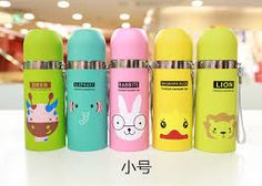 cute animal travel mug - Google Search
