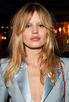 L'eyeliner colorato è la nuova tendenza per occhi super pop -cosmopolitan.it