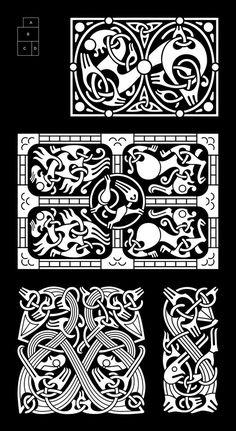 Les 376 meilleures images de art viking en 2020 | Celtique, Celte ...
