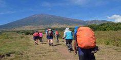 MOUNT RINJANI TREKKING INFORMATION