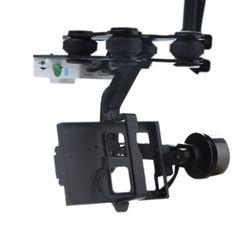 Walkera G-2D Brushless Gimbal for iLook/GoPro Hero 3 on DJI Phantom/X350 Pro FPV Quadcopter