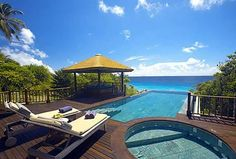 Fregate Island Villa - #Seychellen #Seychelles #Hotel