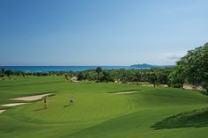 Cabo is home to some of the top golf courses in Mexico and the world. The picturesque settings of mountains, desert and seaside cliffs offer a surreal experience on these world-class courses. Tee off right outside your suite at Secrets Puerto Los Cabos Golf & Spa Resort at the championship-caliber Puerto Los Cabos golf course.