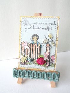 Hey, I found this really awesome Etsy listing at https://www.etsy.com/listing/198982658/vintage-inspired-aceo-ooak-one-of-a-kind