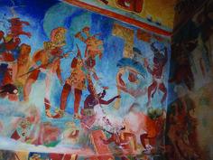Murales de Bonampak.