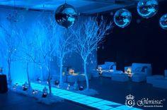 Ingreso - 15 Años Candela - WINTER PARTY - SNOW ANGELS