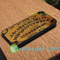 Ouija Board Phone Case iPhone cases, Samsung Galaxy cases, HTC one cases
