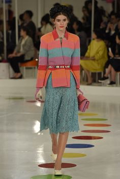 Chanel Resort 2016 [Photo by Giovanni Giannoni]