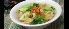 Pho Dau Bo Food Image